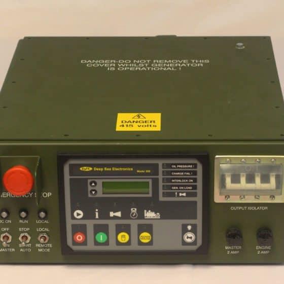 Deep Sea Electronics Box