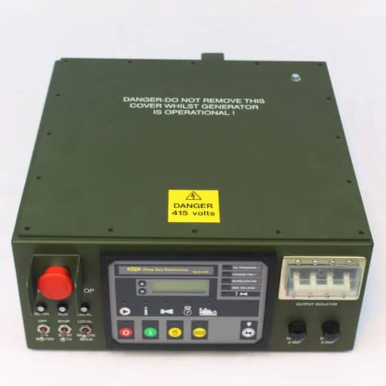 Deep Sea Electronics