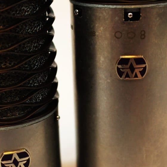 Aston Microphones Close Up