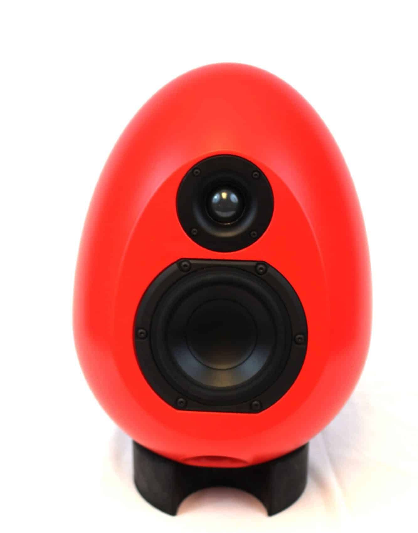 Red Egg Speaker